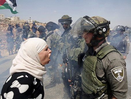 On the Brink of War: Israel and Palestine