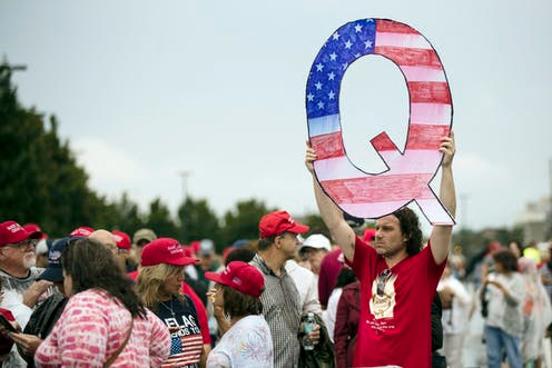 The QAnon conspiracy theory and its links to Trumpism