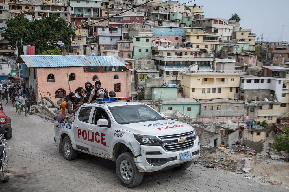 Assassination of Haiti's president Jovenel Moïse, the aftermath