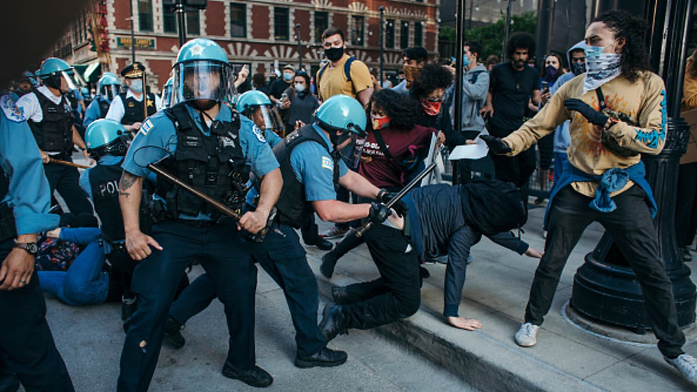 Police brutality in the US