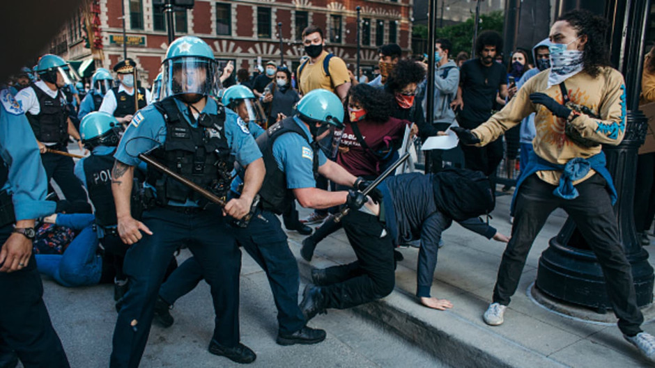 From Rodney King to George Floyd: Police Brutality and Racial Inequality in the United States