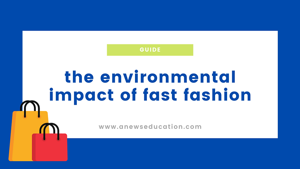 The environmental impact of fast fashion: how the planet is paying the price