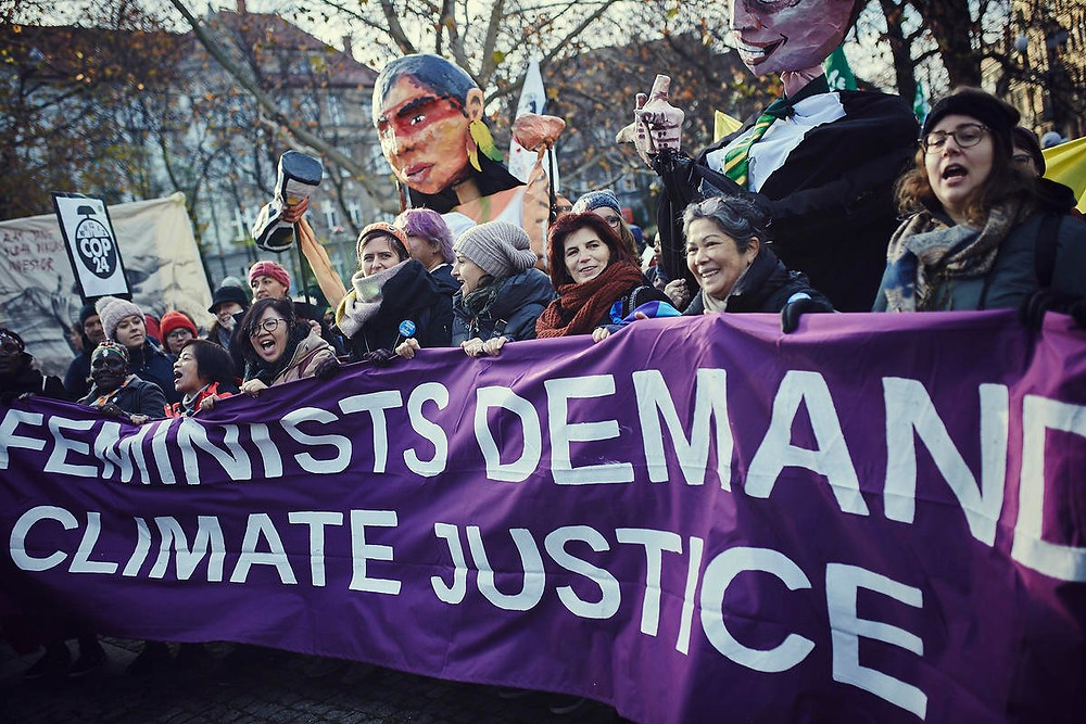 Feminism and climate change