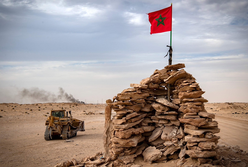 Conflict in Western Sahara, Spanish-Moroccan relations