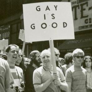 Gay rights activist Frank Kemeny