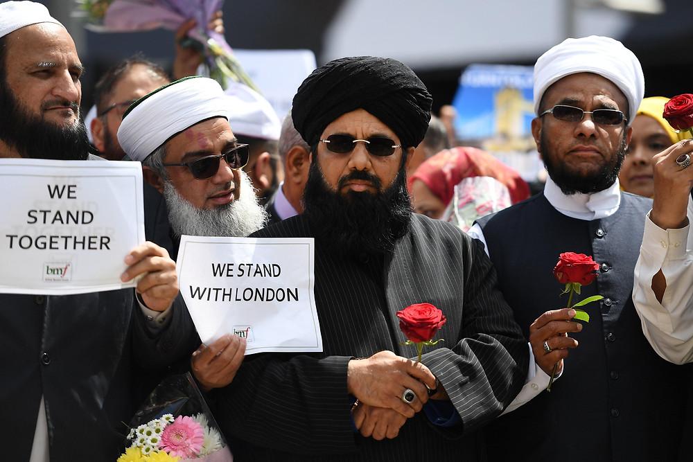 The effect of terrorist attacks on British Muslims and islamophobia