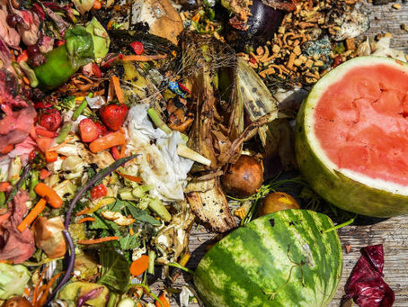The Environmental Impact of Food Waste