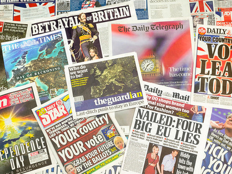 Brexit in the News
