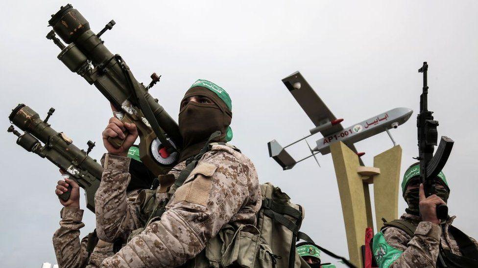 Palestinian military group Hamas