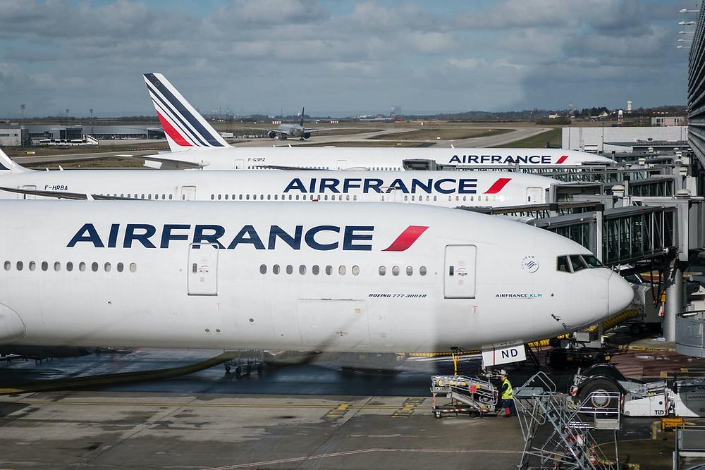 France's ban on short haul flights