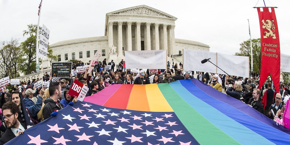 Supreme Court decision in favour of same sex marriage