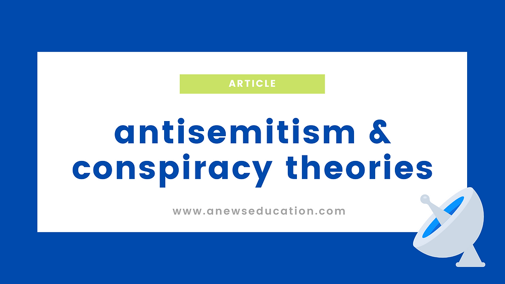 Antisemitism and covid-19 conspiracy theories