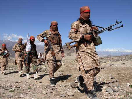 The Taliban Retake Swathes of Afghanistan: What's Happened?
