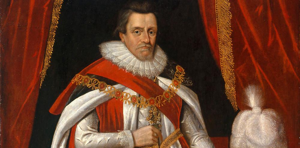 King James VI of Scotland and England