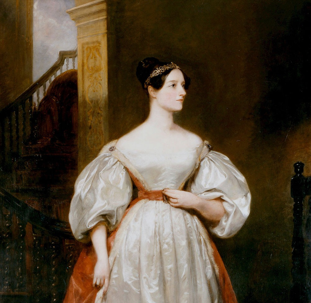 Ada Lovelace, female mathematician and 'the first programmer'