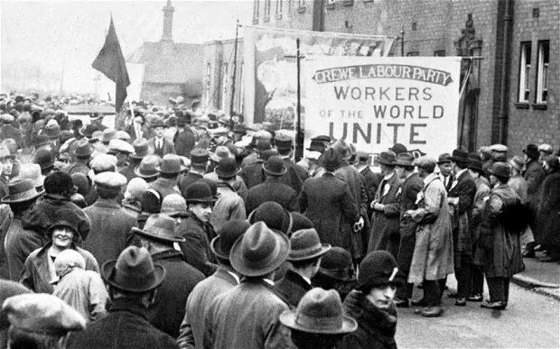 Why are the UK working class not voting for the Labour Party like they used to?