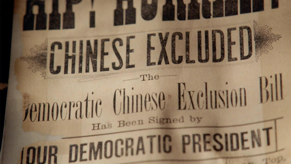 The Chinese exclusion act and its impact on Chinese American people