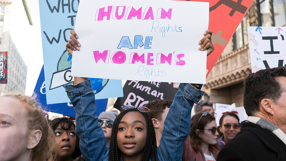What actually is feminism, and why do some women reject the feminist label?