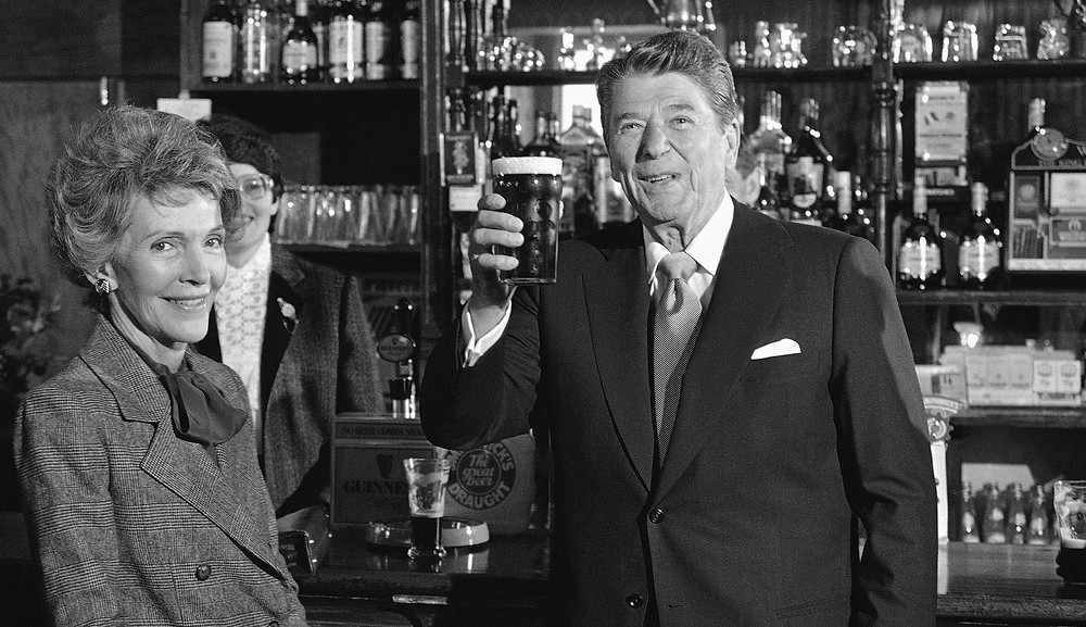 Ronald Reagan and the Underage Drinking Law, use of federalism in the United States