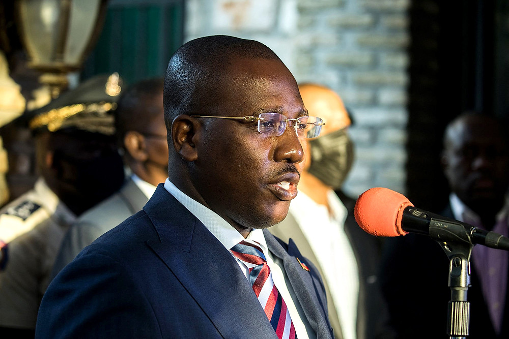 Haiti's Interim Prime Minister Claude Joseph dealing with the aftermath of assassination