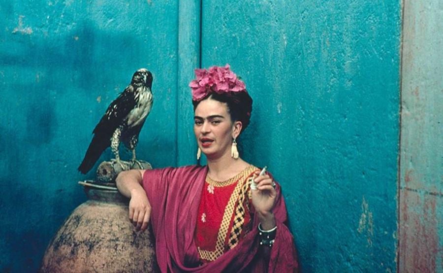 Frida Kahlo, Women in the Arts