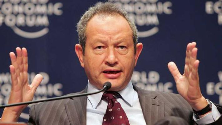 Egyptian billionaire Naguib Sawiris and his influence on the news