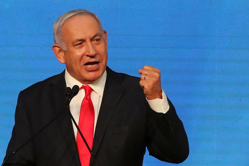 Israel Prime Minister Benjamin Netanyahu responds to ICC war crimes investigation