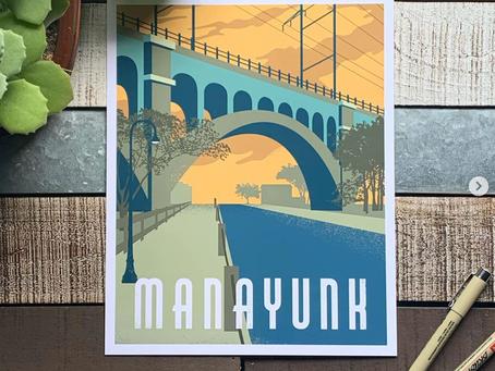 Schuylkill River Trail - Manayunk