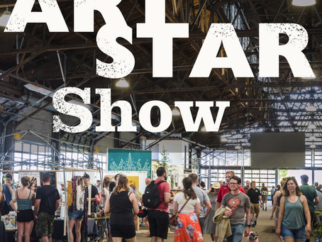 Art Star pop up market