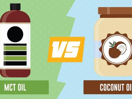 MCT Oil ต่างจากน้ำมันมะพร้าวยังไง