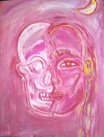 Artist In Pink