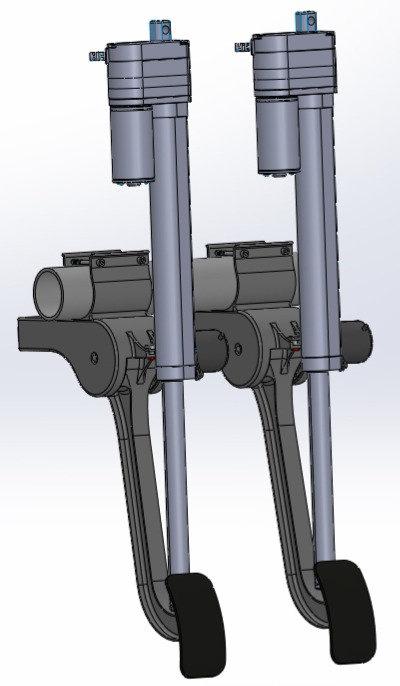 Actuators kit