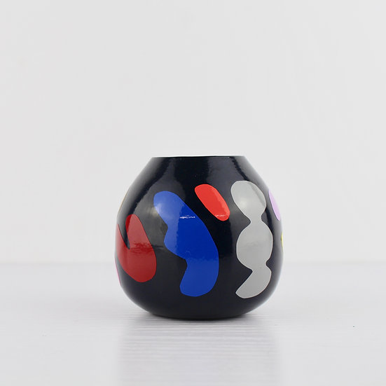 Art Vase in Navy #2
