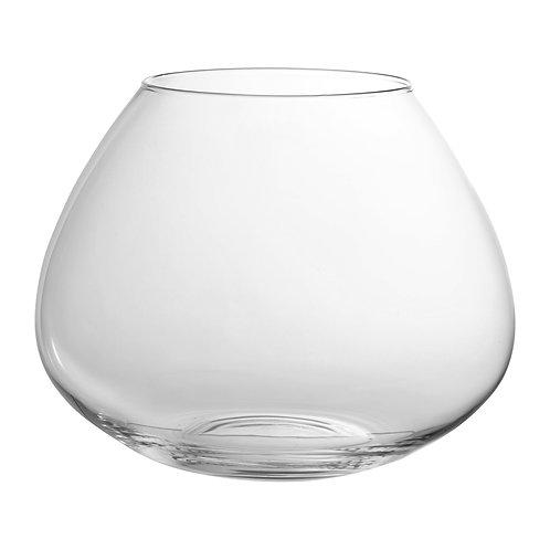 Vase SATIN verre D37x H30cm
