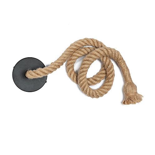 Câble électrique avec plafonnier /câble finition corde L150cm