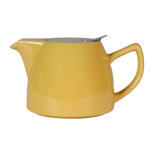 Théière + filtre -Moutarde 1L