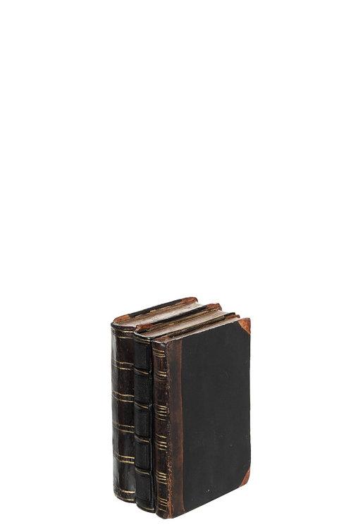 Livres Résine Marron M