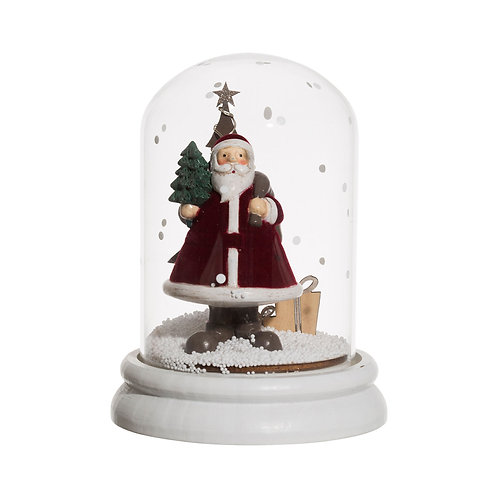 Déco Noël Santa led Polichi