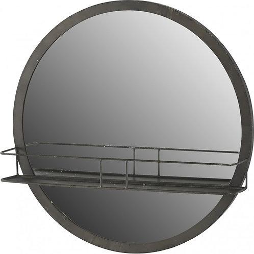 Miroir Etagère D53.5x12cm