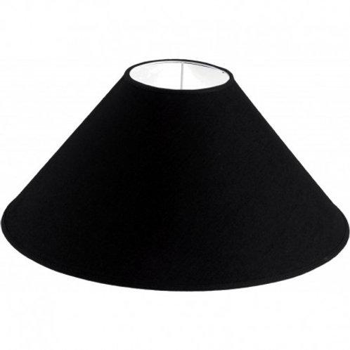 Abat-jourCoolie Noir D50cm