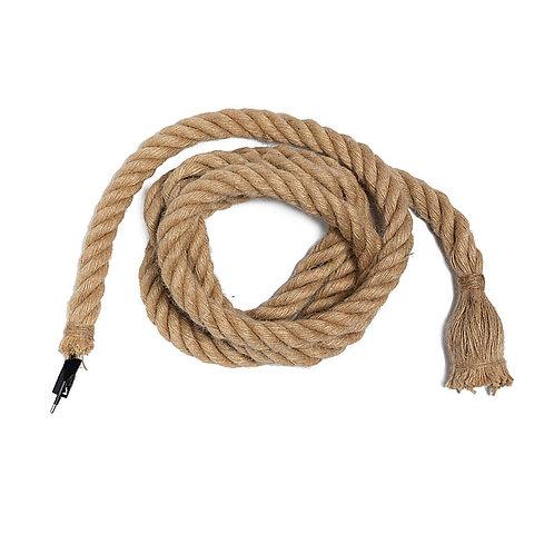 Câble électrique prise / corde L300cm D2.5cm