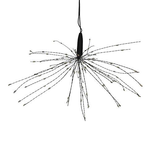 Etoile guirlande -GLITTER -synthétique - DIA 50 cm