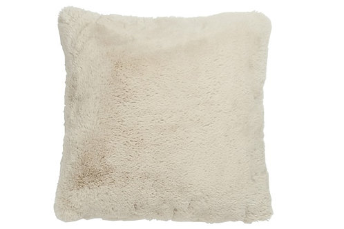Coussin Cutie Polyester Gris Clair