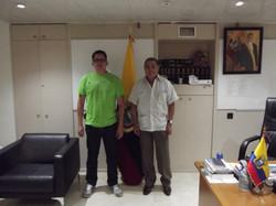 Cónsul de Ecuador en Alicante