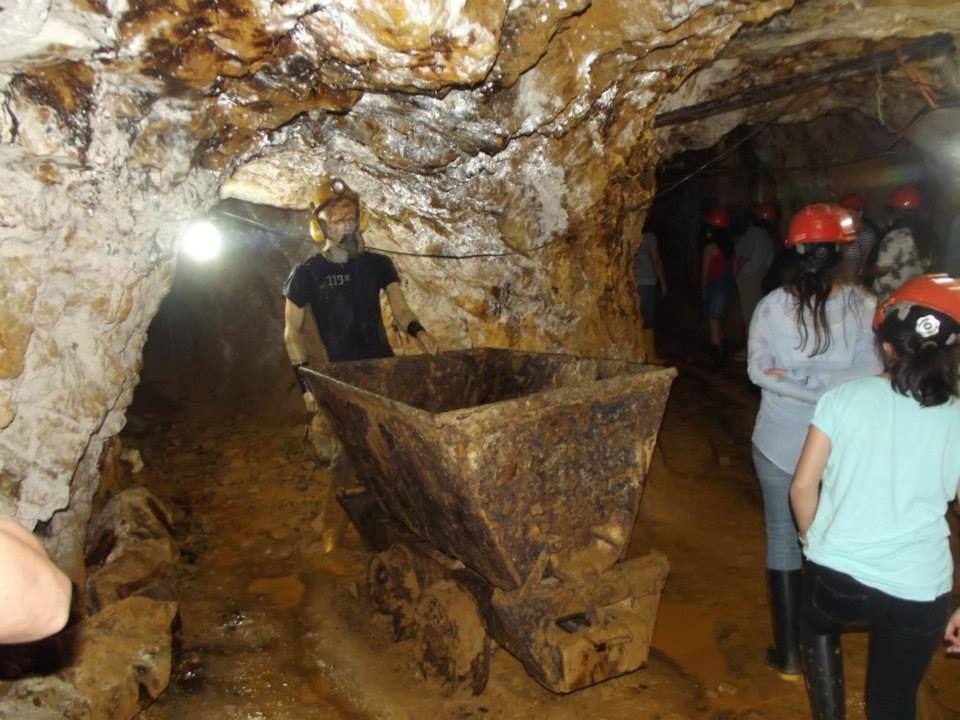 minería Ecuador, mina Zaruma, Buen vivir, recursos Ecuador
