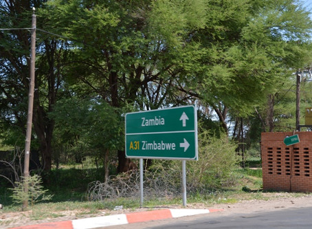 "Countrywide Zimbabwean ""One-Stop-Border-Post"" Project in the Pipeline"