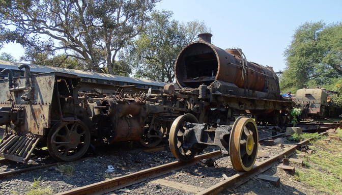 Restoring History - Bushtracks Locomotive No. 523