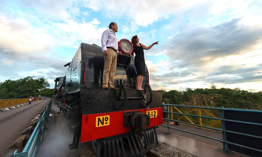 Bushtracks Steam Train Safaris