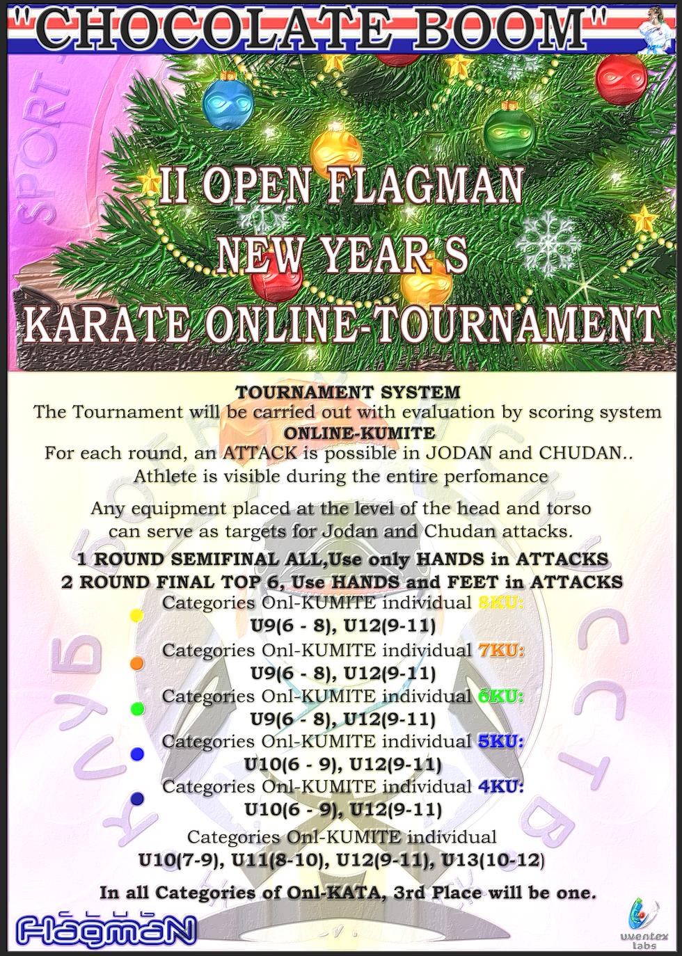 3 BULL NYT II OPEN FLAGMAN 25-27.12.2020