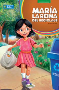 María, la reina del reciclaje